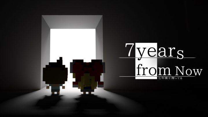 PQube anuncia o jogo de aventura narrativa 7 Years From Now para o Nintendo Switch