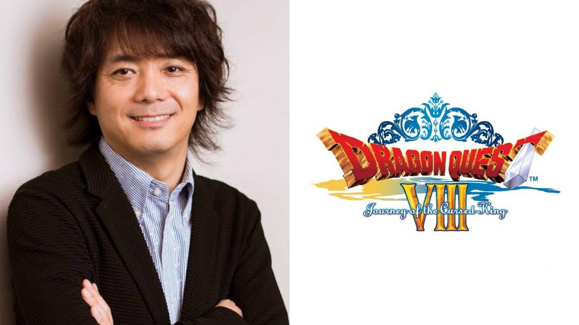 Akihiro Hino, o CEO da Level-5, explica como a empresa acabou responsável por desenvolver Dragon Quest VIII