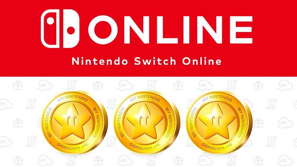 Por tempo limitado, assinaturas ou renovações do Nintendo Switch Online garantem Pontos de Ouro no My Nintendo