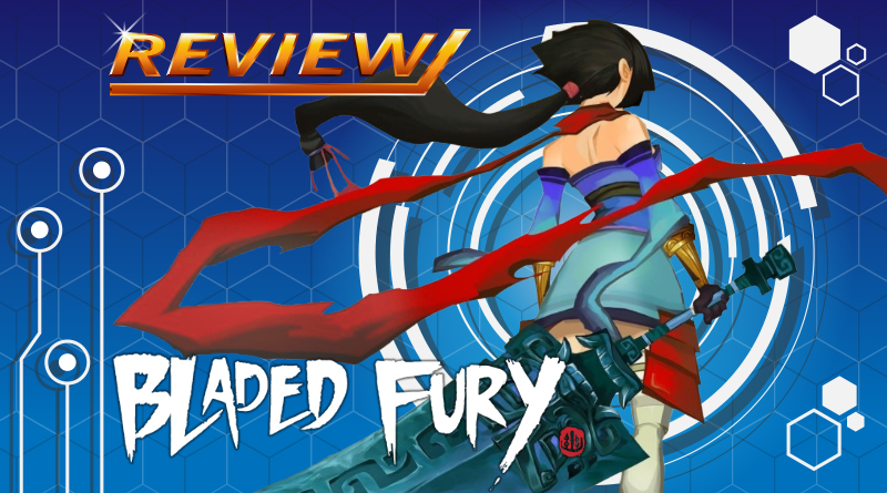 Review   Bladed Fury