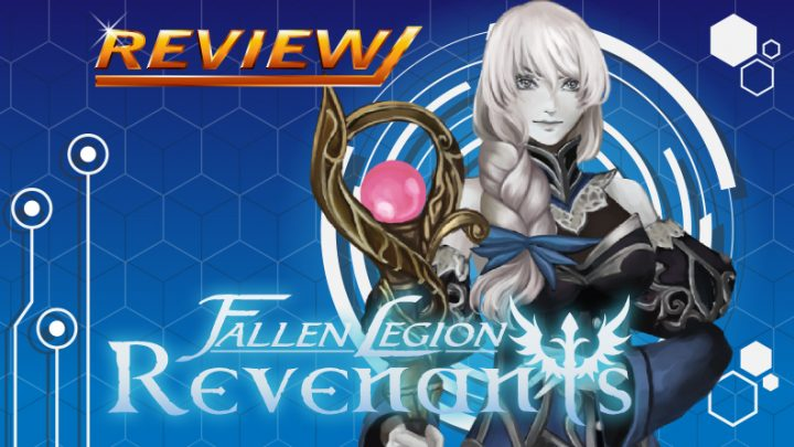 Review   Fallen Legion Revenants