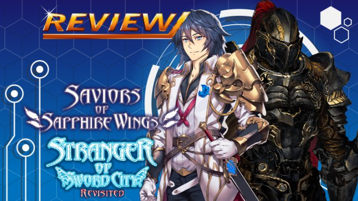 Review | Saviors of Sapphire Wings / Stranger of Sword City Revisited