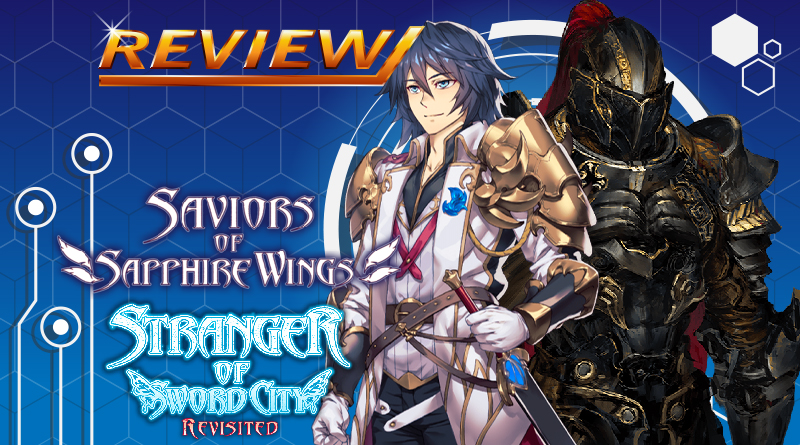 Review   Saviors of Sapphire Wings / Stranger of Sword City Revisited