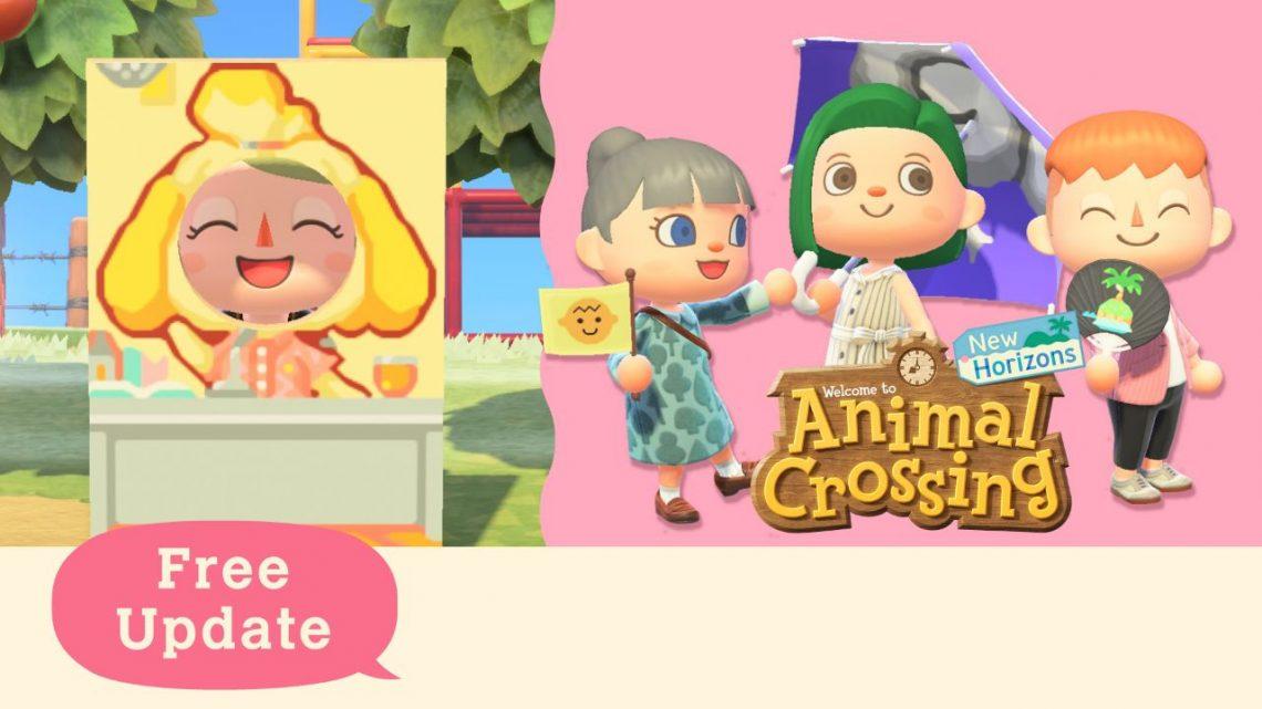 Animal Crossing: New Horizons | Nova atualização (1.9.0) chega em 18 de março, inclui itens e residentes com o tema Sanrio, novidades no Custom Design, itens sazonais, e mais