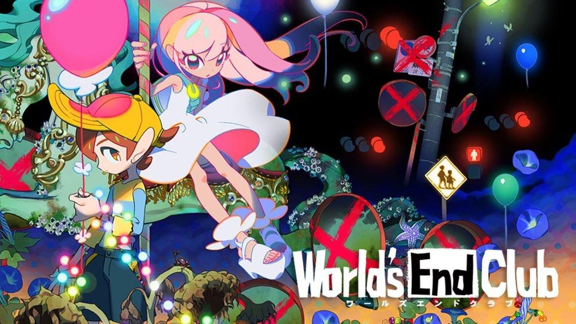 World's End Club é confirmado para o ocidente e chega ao Nintendo Switch em 28 de maio pela NIS America