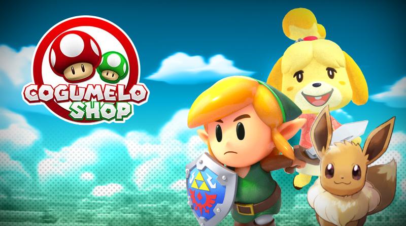 Dia do Consumidor: Cogumelo Shop oferece grandes jogos de Nintendo Switch a partir de R$ 279,80