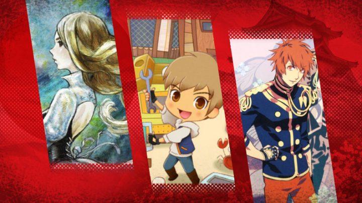 Famitsu: Ranking de vendas no Japão entre os dias 22 e 28 de fevereiro