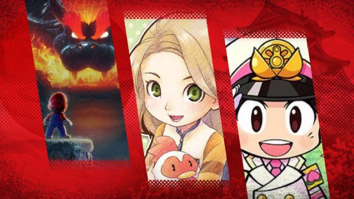 Famitsu: Ranking de vendas no Japão entre os dias 1 e 7 de março
