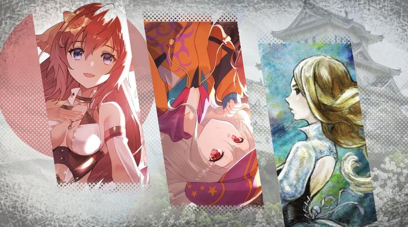 Famitsu: Top 30 jogos mais vendidos no Japão entre os dias 1 e 7 de março