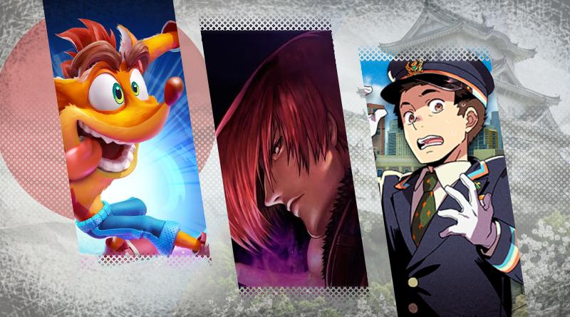 Famitsu: Top 30 jogos mais vendidos no Japão entre os dias 8 e 14 de março