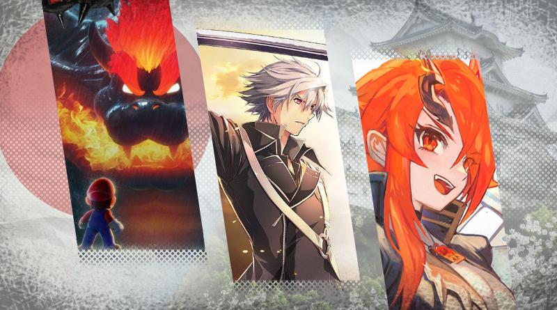 Famitsu: Top 30 jogos mais vendidos no Japão entre os dias 15 e 21 de março