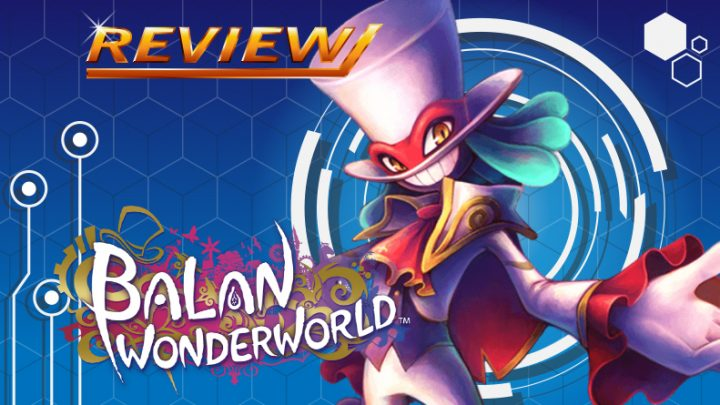 Review | Balan Wonderworld
