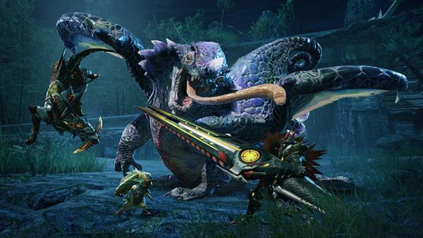 Envios às lojas e vendas digitais de Monster Hunter Rise ultrapassa 6 milhões de unidades no mundo inteiro