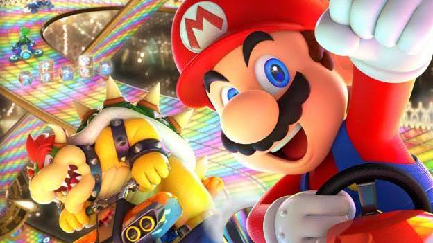 NPD 2021 | Mario Kart 8 se torna o jogo de corrida mais vendido da história nos Estados Unidos