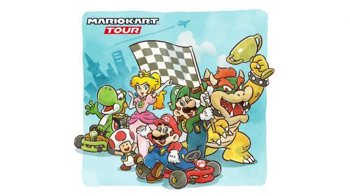 Mario Kart Tour ultrapassa 200 milhões de downloads no mundo inteiro, já acumulou US $ 200 milhões em receita