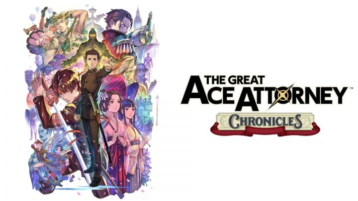 Capcom anuncia The Great Ace Attorney Chronicles para o Nintendo Switch, inclui The Great Ace Attorney: The Adventure of Ryunosuke Naruhodo e The Great Ace Attorney 2: Resolve