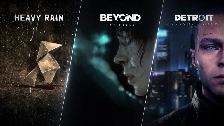 Quantic Dream reconhece o sucesso do Switch e continuará dando suporte para a plataforma, mas não espere por Heavy Rain, Beyond: Two Souls, e Detroit: Become Human