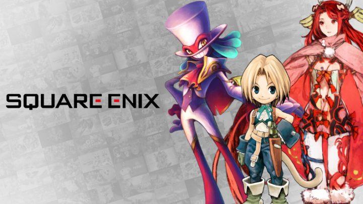 Promoção na eShop Brasil | Ofertas de até 50% de desconto em títulos da Square Enix como Balan Wonderworld, jogos da série Final Fantasy, e I Am Setsuna