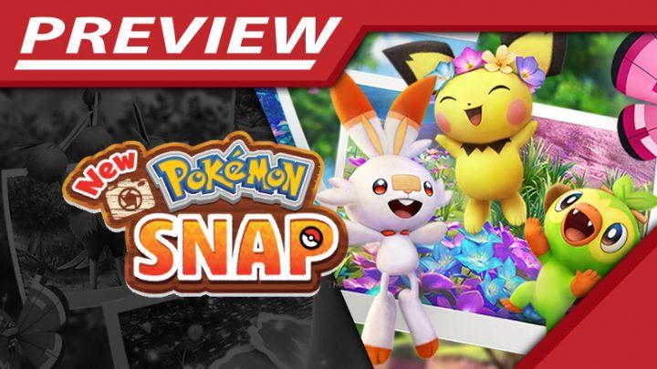 Preview | New Pokémon Snap — a era do Instagram finalmente chegou a franquia