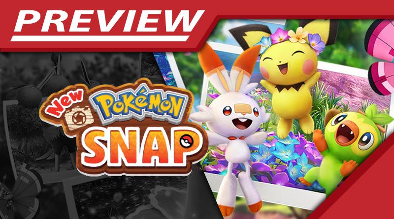 Preview | New Pokémon Snap