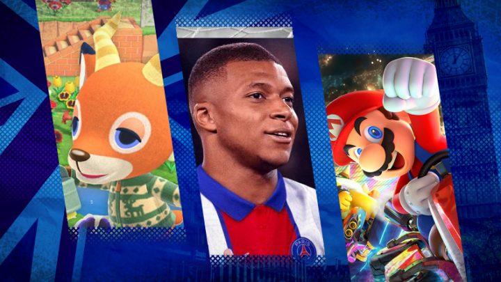 Reino Unido: Top 40 jogos mais vendidos entre os dias 05 e 10 de abril