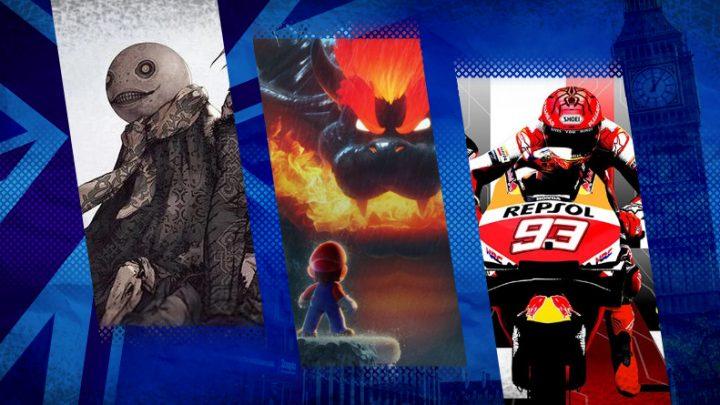 Reino Unido: Top 40 jogos mais vendidos entre os dias 18 e 24 de abril, 2021