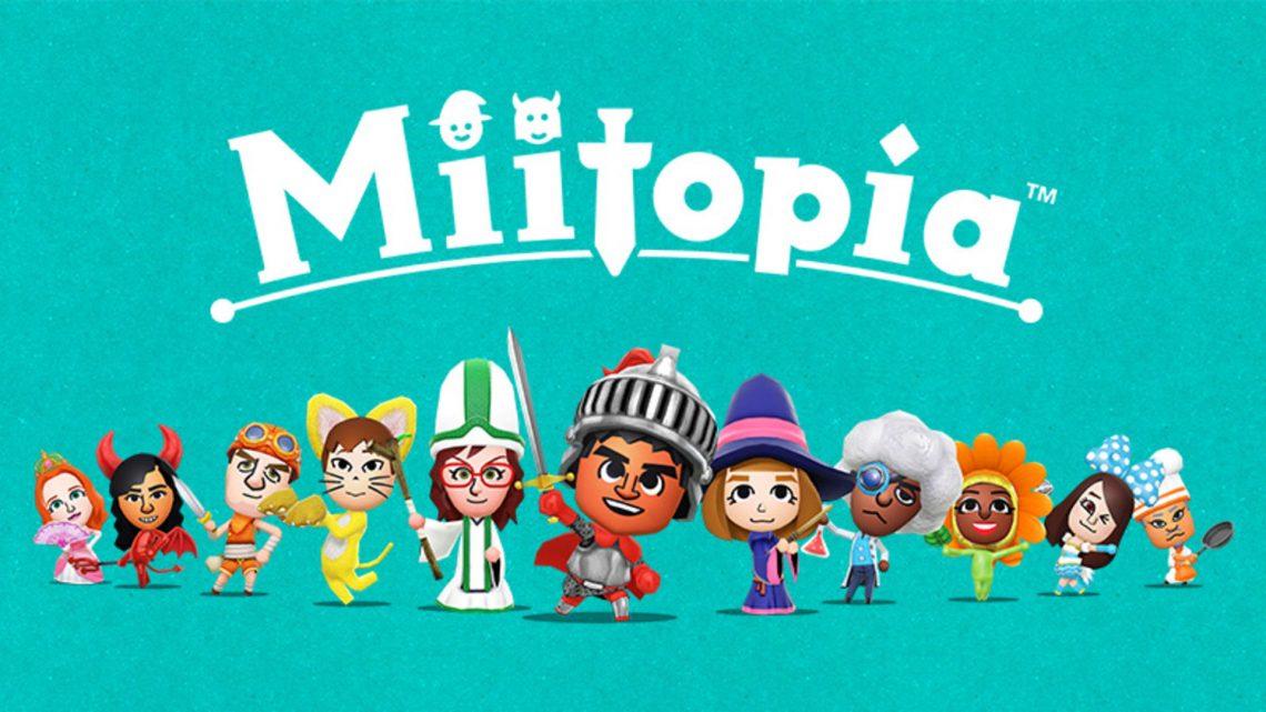 Nova ferramenta de criação de Mii's em Miitopia tem se mostrado incrível