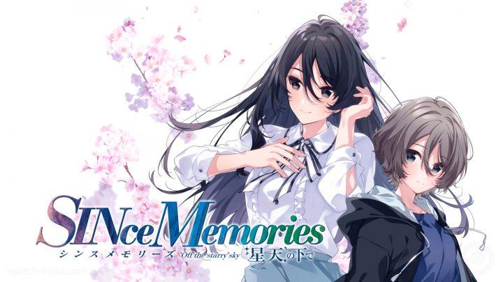 Visual Novel SINce Memories: Off the Starry Sky chega ao Nintendo Switch em 26 de agosto no Japão