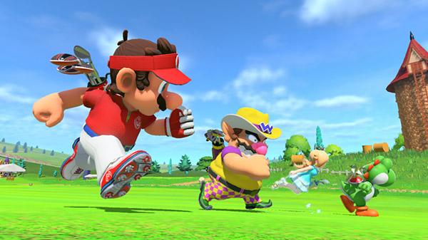 Mario Golf: Super Rush | Novo trailer de visão geral apresenta a lista de personagens jogáveis, diferentes campos, e mais