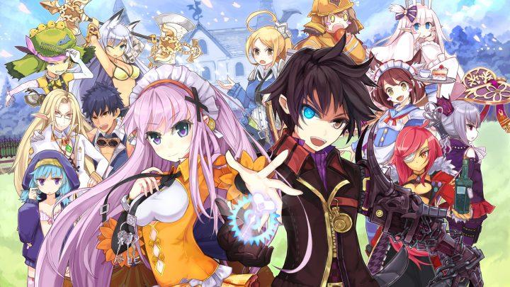 Kadokawa Games anuncia o Dungeon RPG Demon Gaze EXTRA para o Nintendo Switch