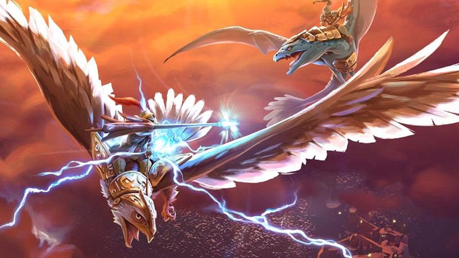 Wired Productions anuncia The Falconeer: Warrior Edition para o Nintendo Switch, inclui todas as atualizações e conteúdo de DLC