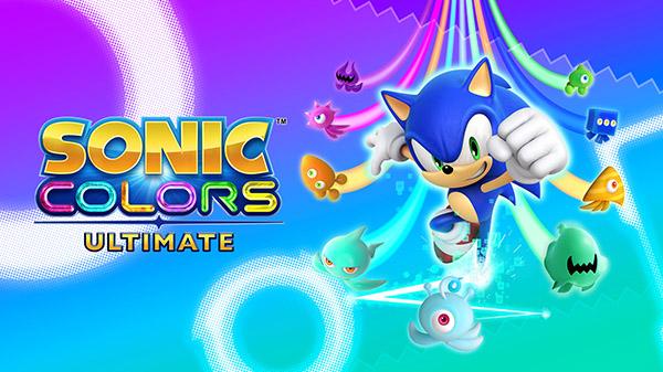 SEGA anuncia Sonic Colors Ultimate para o Nintendo Switch