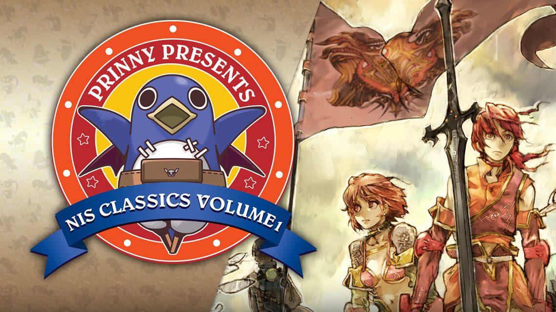 Prinny Presents NIS Classics Vol. 1 chega ao Switch em 31 de agosto na América do Norte e 3 de setembro na Europa; Novo trailer para Soul Nomad & the World Eaters