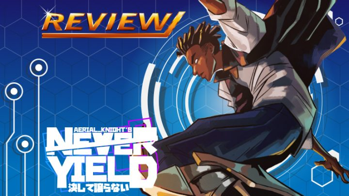 Review   Aerial_Knight's Never Yield