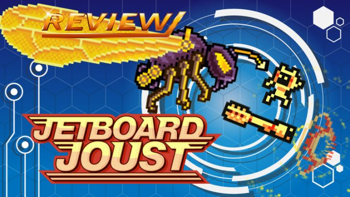Review | Jetboard Joust
