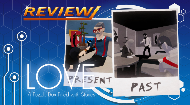 Review   LOVE – A Puzzle Box Filled with Stories
