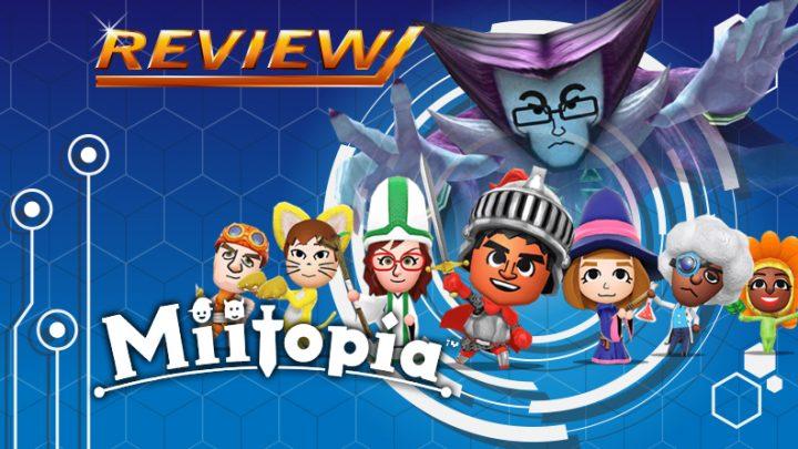 Review | Miitopia