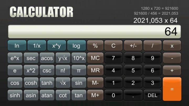 Uma Calculadora será disponibilizada na eShop do Nintendo Switch nesta quarta-feira, 12 de maio