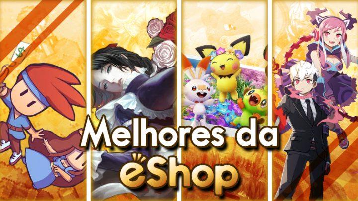 Os Melhores da eShop — Abril, 2021 | New Pokémon Snap, The House in Fata Morgana, There Is No Game: Wrong Dimension, e mais