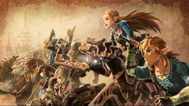 "Hyrule Warriors: Age of Calamity | DLC ""Wave 1: Pulse of the Ancients"" chega em 18 de junho, ""Wave 2: Guardian of Remembrance"" em novembro"