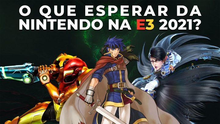 O que esperar da Nintendo na E3 2021