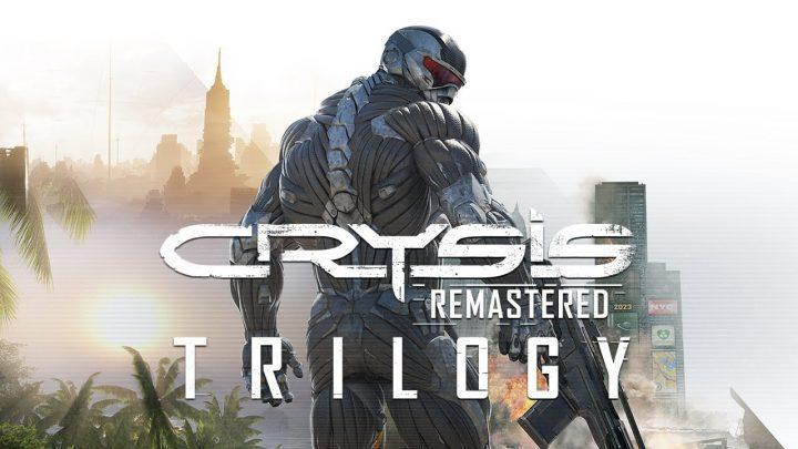 Crytek anuncia Crysis Remastered Trilogy para o Nintendo Switch