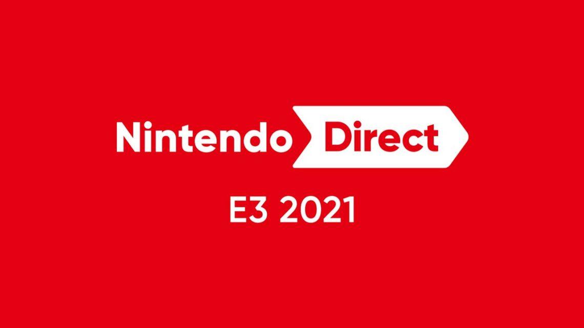 Nintendo anuncia nova apresentação do Nintendo Direct para 15 de junho como parte de seus planos para a E3 2021