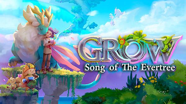 505 Games anuncia Grow: Song of the Evertree para o Nintendo Switch