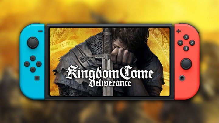 Saber Interactive está por trás do port de Kingdom Come: Deliverance para o Nintendo Switch