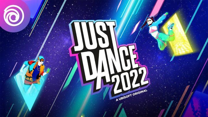 Ubisoft anuncia Just Dance 2022 para o Nintendo Switch