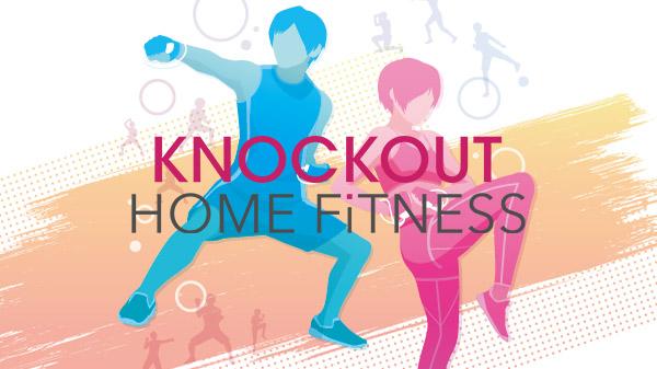 Pegue seu Joy-Con e alcance ótimos resultados rapidamente com Knockout Home Fitness, chegando ao Nintendo Switch no final de 2021 no Ocidente