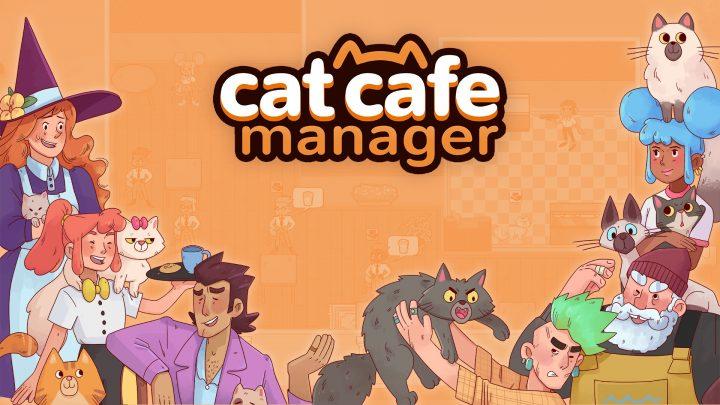 Freedom Games anuncia o Simulador de Gerenciamento de Negócios Cat Cafe Manager para o Nintendo Switch