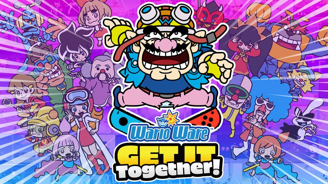 WarioWare: Get It Together! é o mais novo jogo de Microgames caóticos do Wario chegando ao Nintendo Switch em 10 de setembro