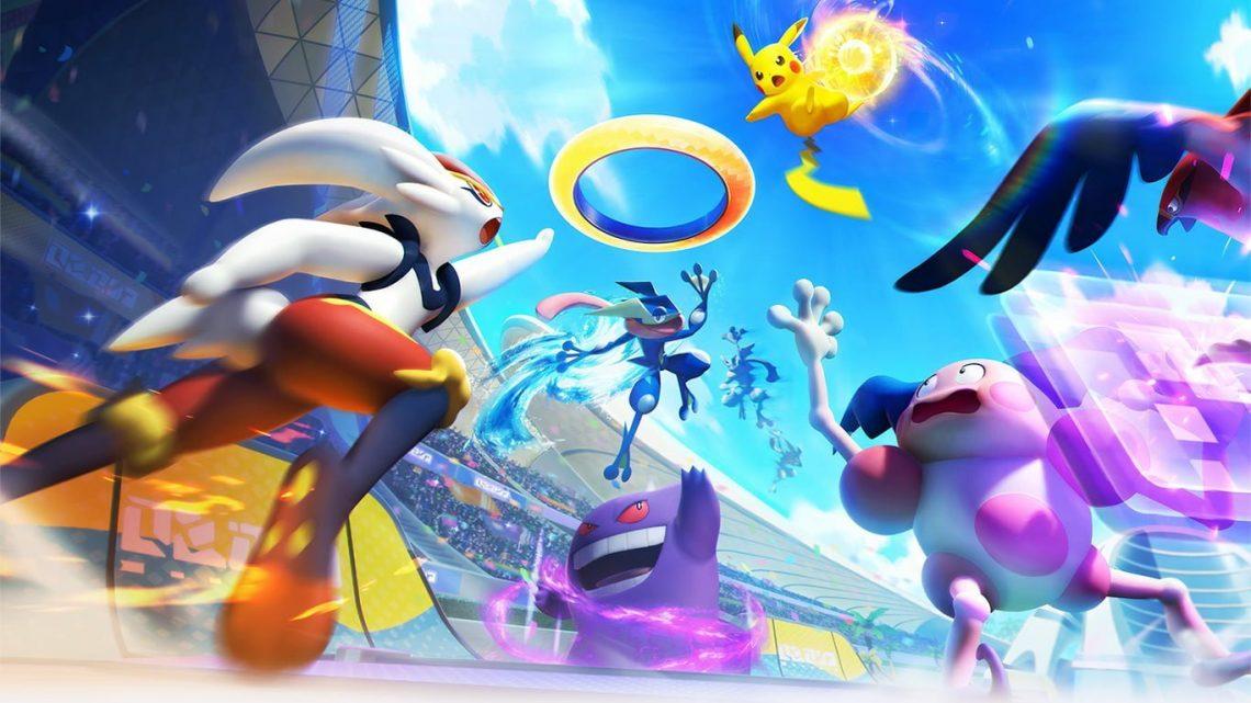 MOBA Pokémon Unite chega ao Nintendo Switch em julho, seguido pela versão de smartphone em setembro